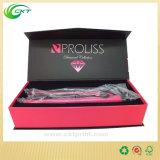 Cadre de empaquetage de prolonge de cheveu, cadre de papier de cadeau pour l'épingle à cheveux (CKT-CB-752)