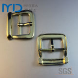 High Quality Gold Plated Metal Belt Pin Buckle