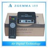 Linux IPTV Zgemma I55 de la caja del Internet TV