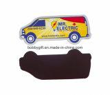 Magnete a resina epossidica/di carta di stampa personalizzata del frigorifero