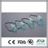 Máscara disponible médica del nebulizador del aerosol con la certificación del Ce aprobada (MN-DOM0007)