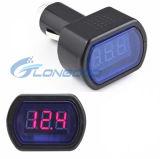 Verificador do medidor da tensão da bateria para o auto carro