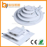Warm/Pure/Cool White 3000-6500k Square Slim 6W >540lm LED Ceiling Lamp Panels