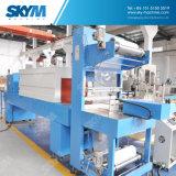 Automatische Hochgeschwindigkeitszeile Typ PET Film-Schrumpfverpackung-Maschine