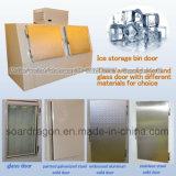 Heißes Eisspeicher-Sortierfach des Verkaufs-600L (200 eingesacktes Eis)