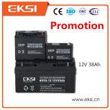 12V 38ah Batterij van het Gel van het Onderhoud van het Onderhoud de Vrije Vrije