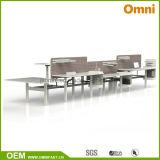 Workstaton (OM-AD-004)를 가진 새로운 Height Adjustable Table