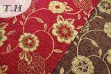 La mayoría del sofá popular de la tela del telar jacquar del Chenille en África especialmente