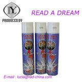 Lees een Aërosol van het Pesticide van het Insecticide van de Fabriek van Rad China van de Droom