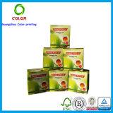 Boîte de empaquetage personnalisée à thé de papier