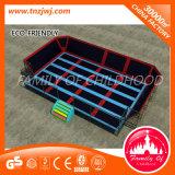 Il trampolino di ginnastica diplomato CE scherza i giochi della sosta del trampolino da vendere