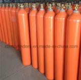 W.P. 200bar를 가진 고압 50L (10 M3) 강철 산소 실린더