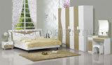 De eenvoudige Reeksen van het Meubilair van de Slaapkamer van het Hotel van het Huis met het Kabinet van de Garderobe (sz-BF084)