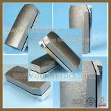 고품질 다이아몬드 연마재 공구. 화강암을%s 다이아몬드 구획 Fickert