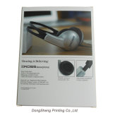 Brand Display Packaging Box for Electronic Product (Headphone)