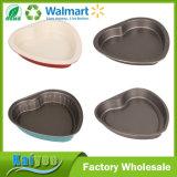 Nonstick Kuchenformen, die Set mit Inner-Form-Kuchen Bakeware Form glühen