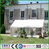 Tente extérieure imperméable à l'eau provisoire d'usager de l'hiver de grand mur solide