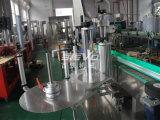Máquina de etiquetado plana de la etiqueta engomada de la alta precisión de la botella