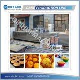 Ligne de production complète de gâteau de crème fouillée