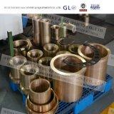 La fabricación de la estructura de acero trabajada a máquina parte la fabricación de cobre amarillo del acero del OEM de Bush