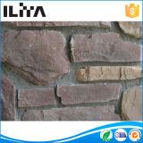 벽돌 전시회 옹벽 구획의 예술