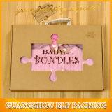 赤ん坊は着せるペーパー包装ボックス(BLF-PBO298)に