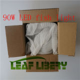 90W DC12V Solar Fish Light, Fish Light Freien Solar Fishing Attractive Light