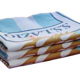 80%Polyeser&20%Polyamide Printed Microfiber Beach Towel Toalla De Playa Manufacturers