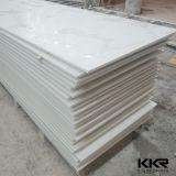6mm Gletscher weiße Corian feste Oberflächenwanne-acrylsauereinfassung (M161109)