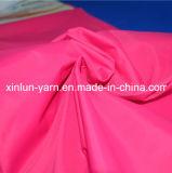 Tela impermeable polivinílica material de la pongis del poliester para el paraguas