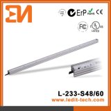 LED-Media-Fassade, die lineares Gefäß Ce/UL/RoHS (L-233-S48-RGB, beleuchtet)