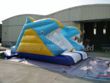 Saleのための2016新しいArrival Inflatable Giant Shark Water Slide