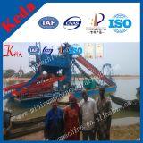 판매를 위한 강 금 광업 물통 준설선