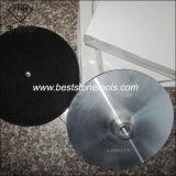 Gancho Vh-11 & almofada de alumínio suportada laço do suporte para a almofada de polonês