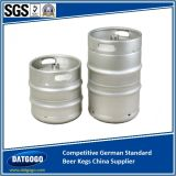 SUS304 DIN 50 пива бочонка литров поставщика Кита