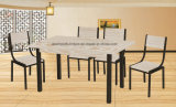 높은 Quality Wooden Dining Table 및 Home를 위한 Chair