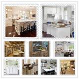 Bancada da cozinha de quartzo (mármore artificial e branco de Qauartz)