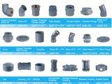 Te del igual de la instalación de tuberías del PVC del estruendo Pn1.0 del plástico