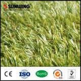 Mat van de Auto van het Gras van China de Natuurlijke Openlucht 20mm Kunstmatige met Concurrerende Prijzen
