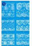 Cordón de la pestaña de la ropa / ropa / zapatos / bolso / la caja J011 (ancho: 4,5 cm-23cm)