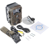 Wildlifeのための12MP Waterproof Infrared Night Vision Camera Trap