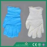 Guanti a gettare industriali del PVC di CE/ISO Approvd con potere (MT58063101)
