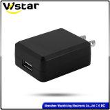 Einzelne USB-Portwand-Arbeitsweg-Adapter-Aufladeeinheit 5V 2.1A