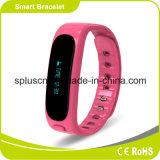 형식 Bluetooth 건강 보수계 지능적인 시계 팔찌