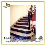 Escalera negra del granito de la alta calidad del granito (YQC-S1005)