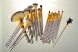 24 balais pratiques de renivellement de balai cosmétique de pente de dessus de trousse d'outils de renivellement de parties