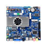 Control industrial Embedded ATX Motherboard con WiFi/3G 24bit Lvds