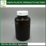 bottiglia di plastica del nero della capsula dell'animale domestico 300ml