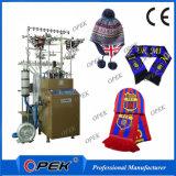 Opekの円の編むタイプ子供および機械を作る大人のサイズのスカーフ