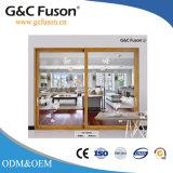 Aluminium Windows coulissant de bureau de Guangzhou et portes